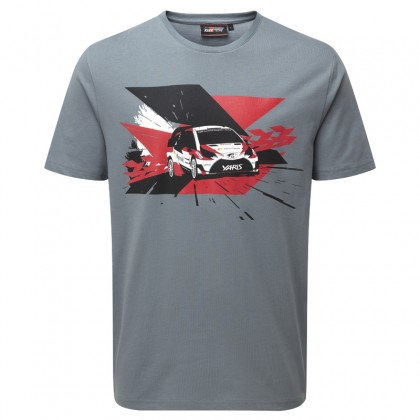 TOYOTA GAZOO Racing WRC T-Shirt Yaris
